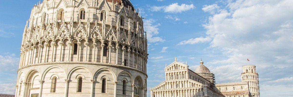 Cómo ir del Aeropuerto de Pisa al centro de la ciudad (y recorrer la Toscana)