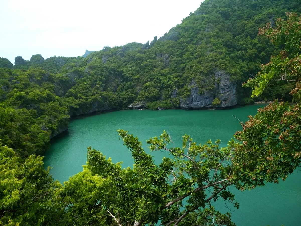 lago tailandia samui