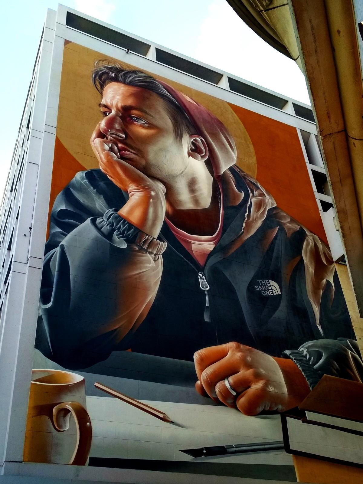 arte urbano amberes