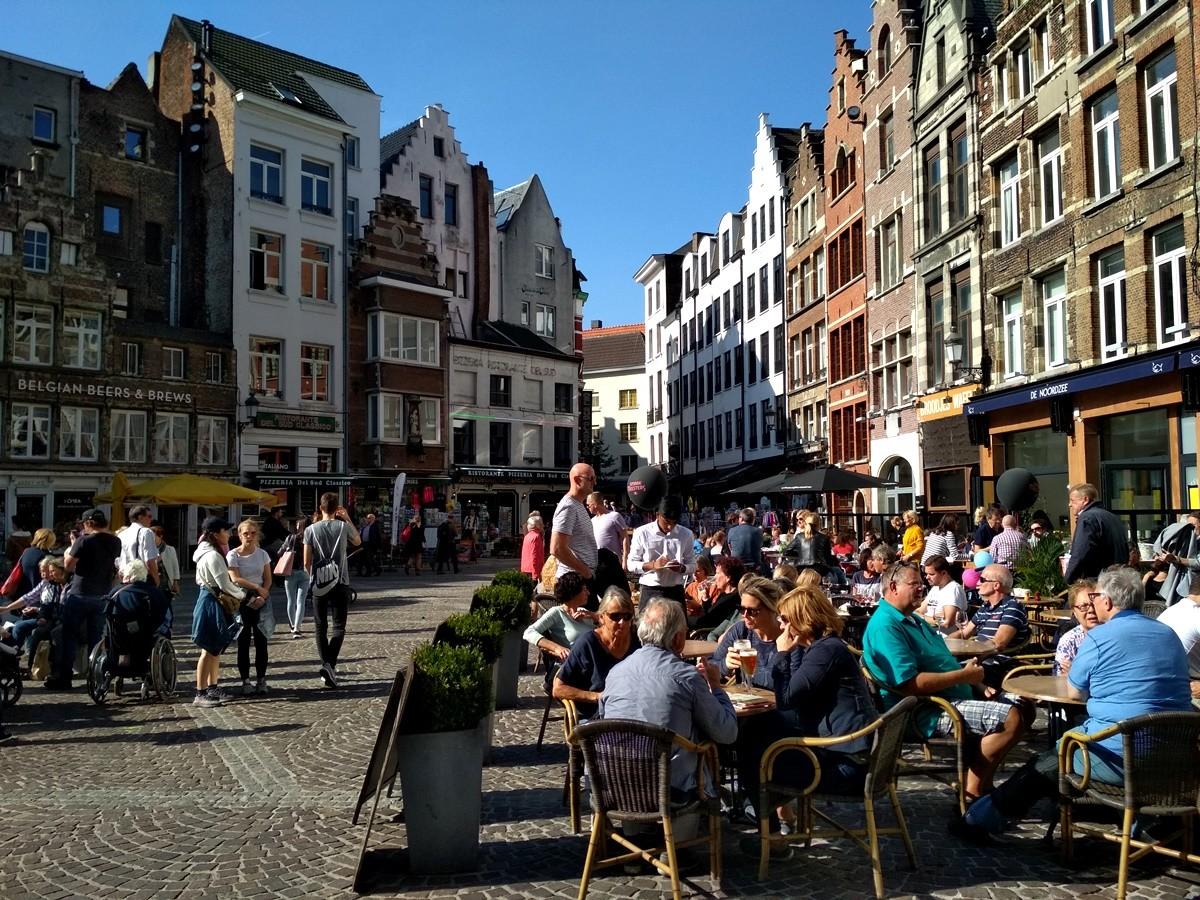Amberes Bélgica