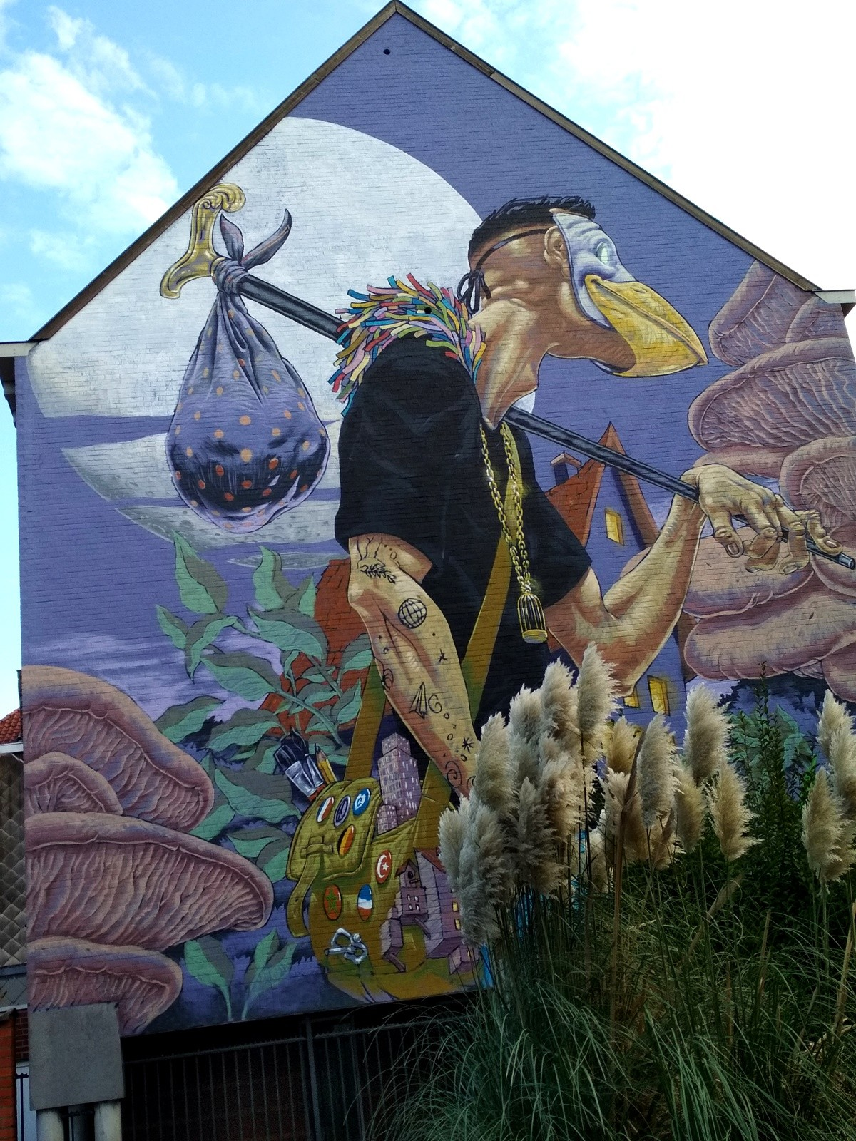 murales Gante