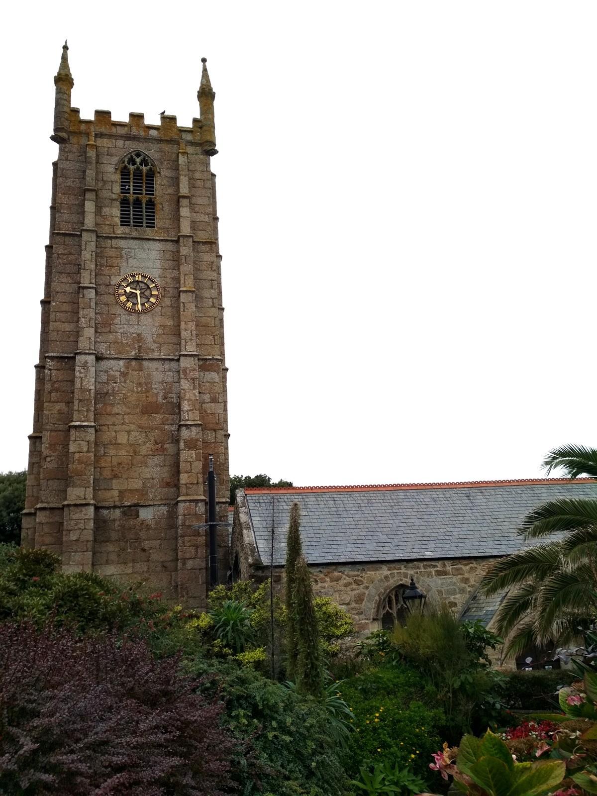St Ia Church St Ives