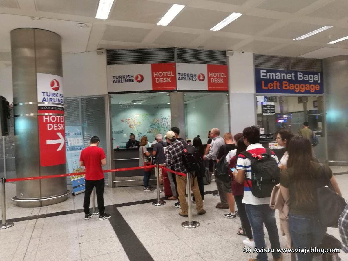 Touristanbul Turkish Airlines Estambul