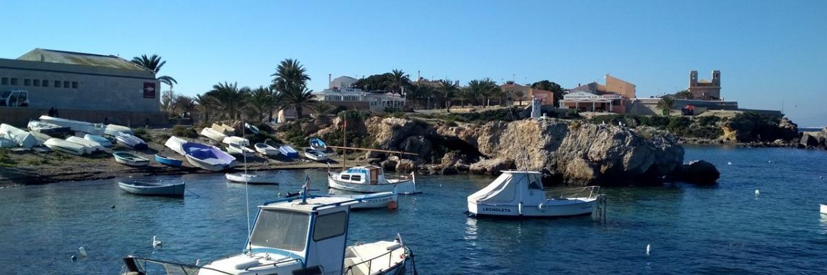 Tabarca, reserva natural, escondite de piratas y escapada romántica en Alicante
