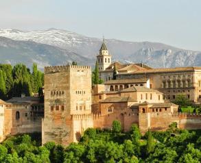 Las mejores rutas en coche por Andalucía