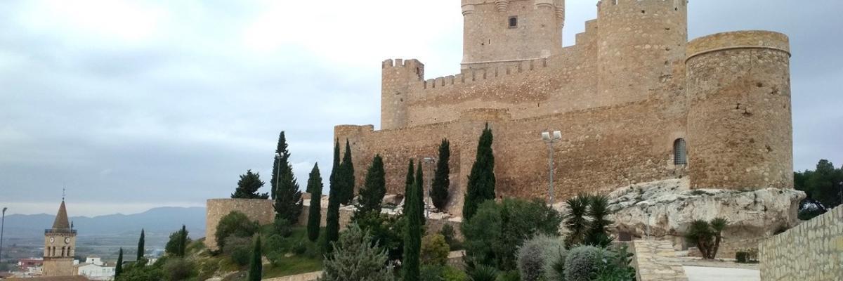 Visita al castillo de Villena, una de las joyas de Alicante