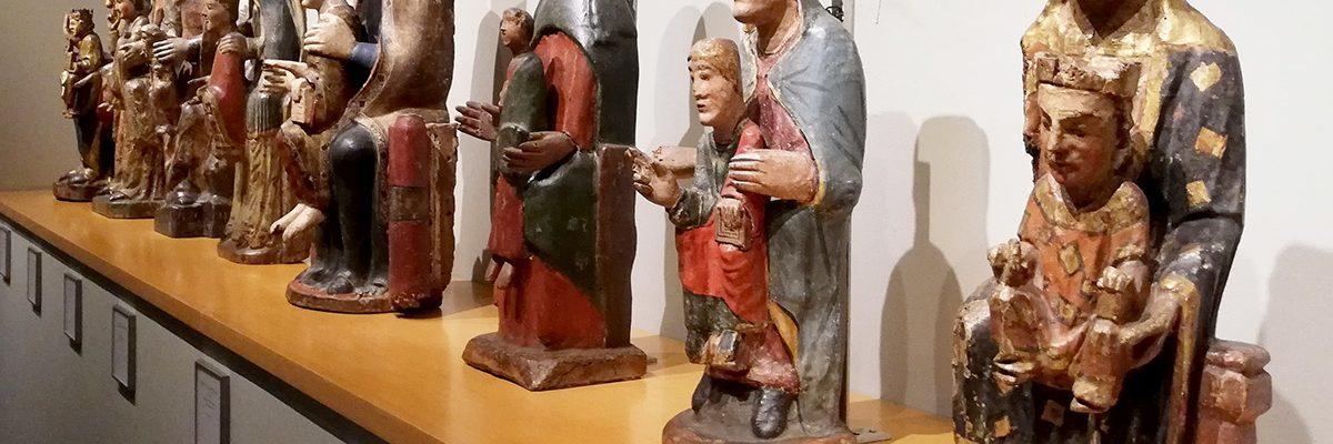 Visita al museo de Frederic Marès en el barrio Gótico de Barcelona