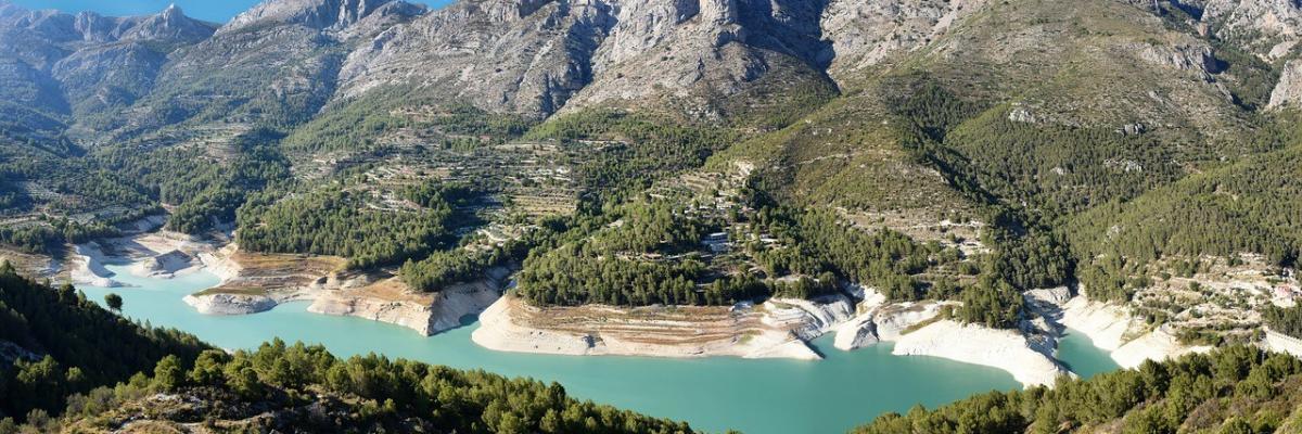 Visita a Guadalest, uno de los pueblos más bellos de Alicante