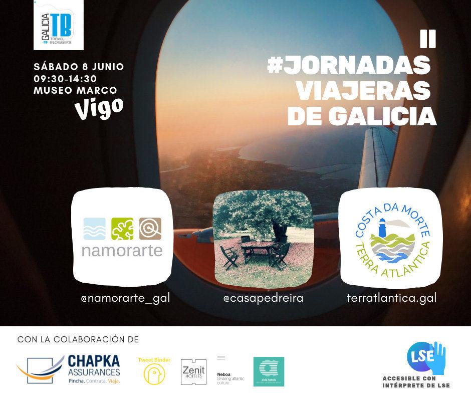 emprendedores jornadas viajeras galicia