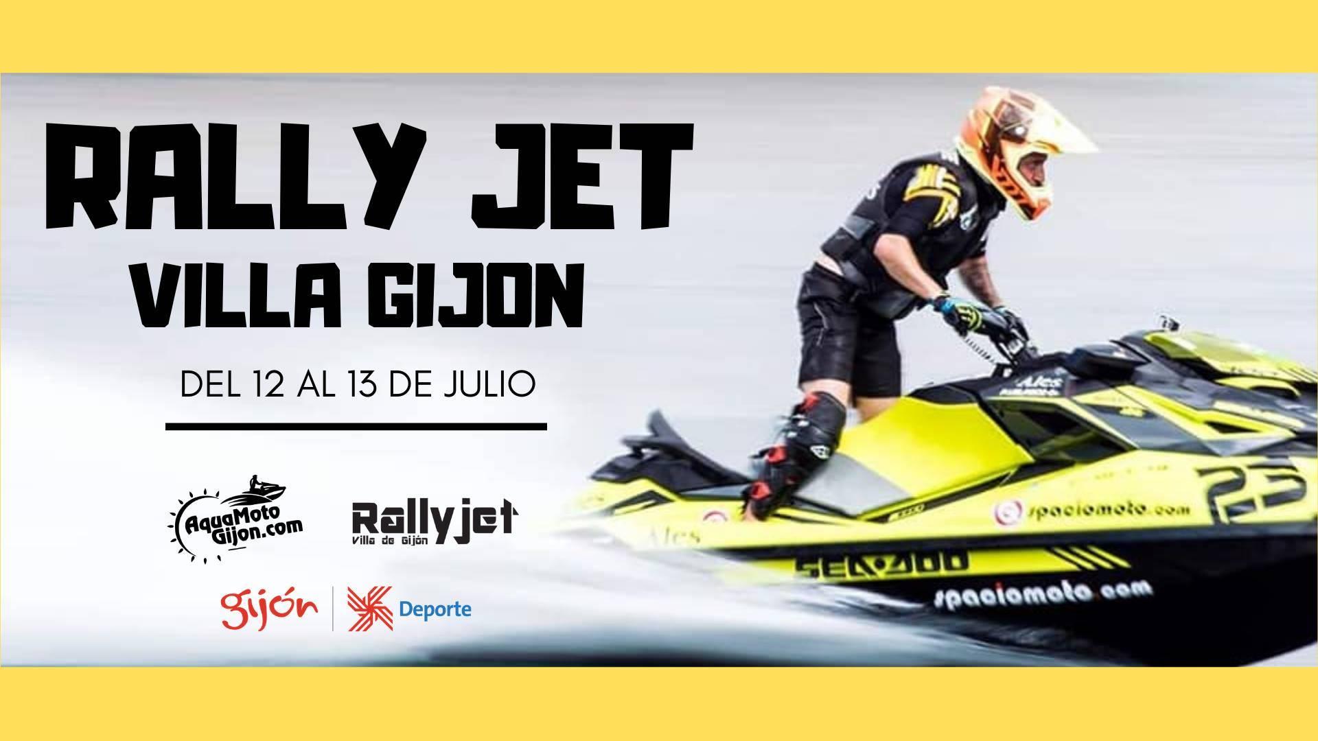 Rally Jet Villa de Gijón