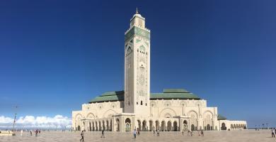 Mezquita de Casablanca