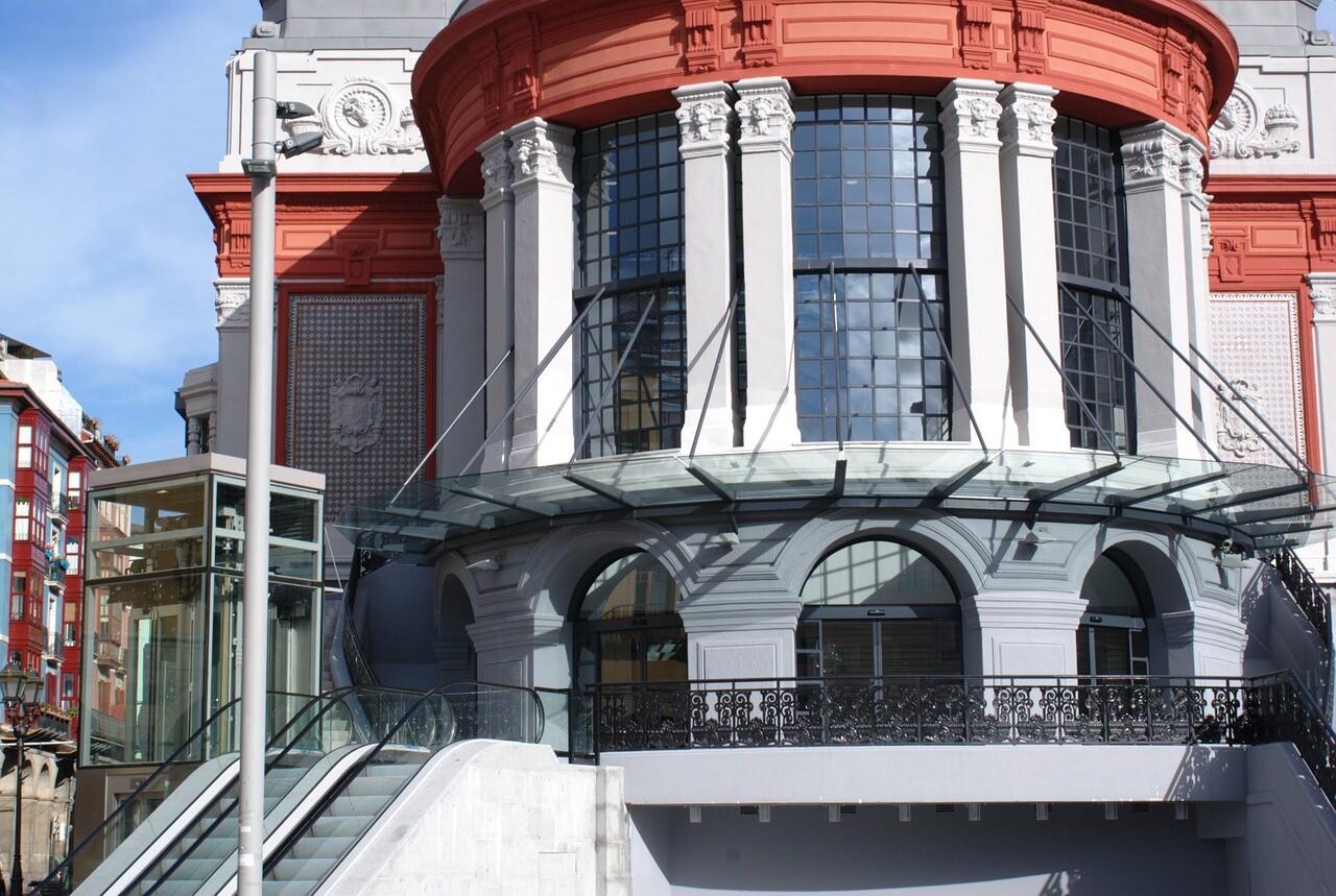 mercado de la ribera que hacer en Bilbao