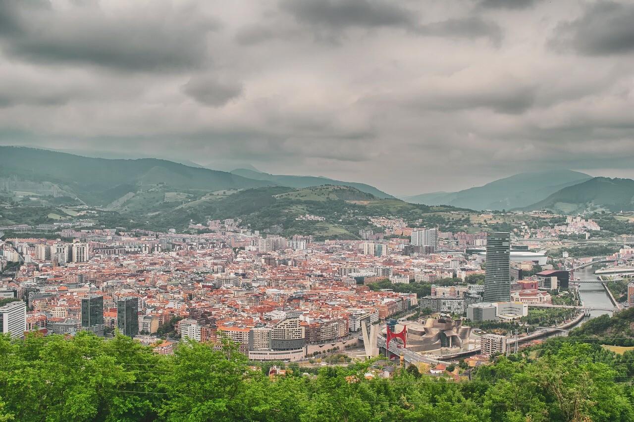Mirador de Artxanda Bilbao
