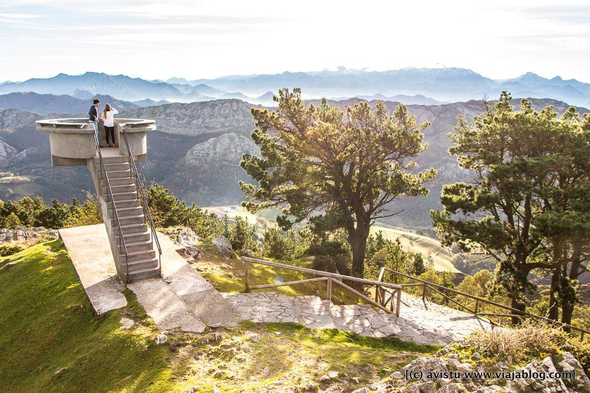 Mirador del Fito, Asturias