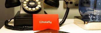 Tarjeta HolaFly Gibraltar IV