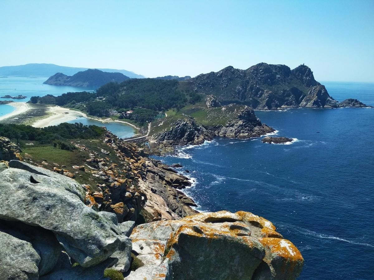Los mejores miradores de Pontevedra