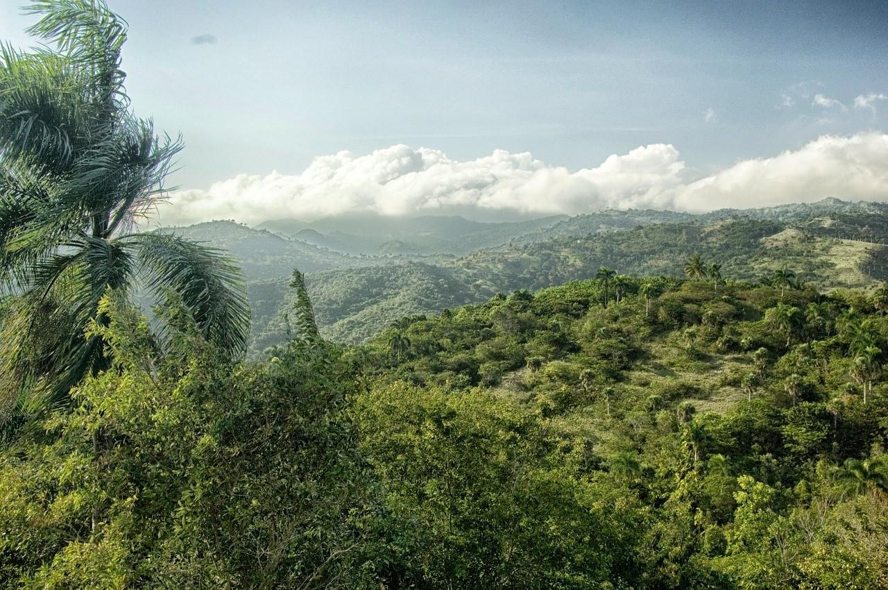 Alpes dominicanos que ver en República Dominicana