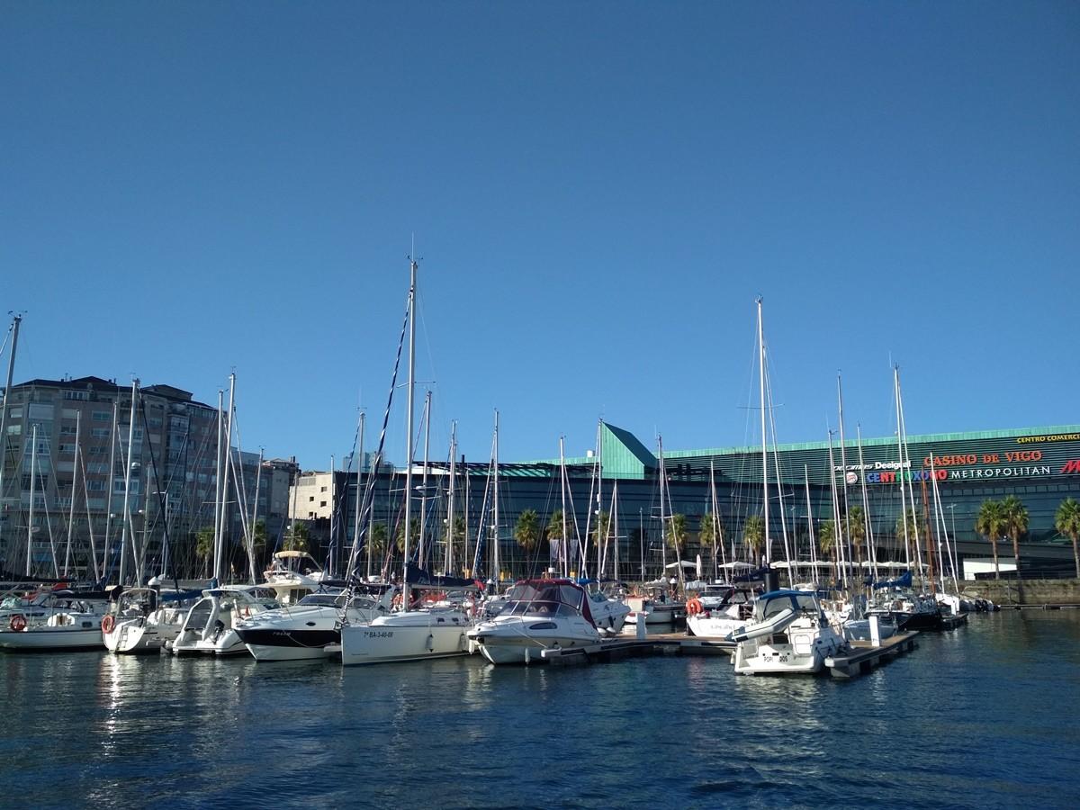donde alojarse en Vigo