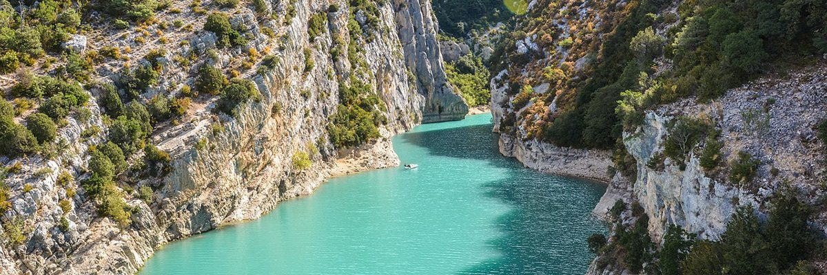 Ruta en coche por el sur de Francia