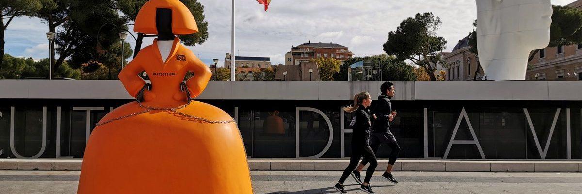 Las Meninas toman las calles de Madrid: Meninas Madrid Gallery