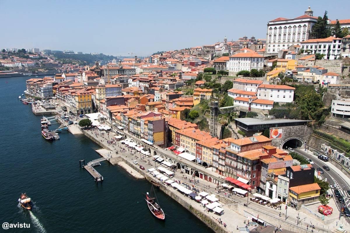 donde alojarse en Oporto