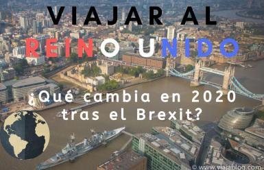 Keep Calm and Visit UK: así es viajar al Reino Unido después del Brexit para el turista español