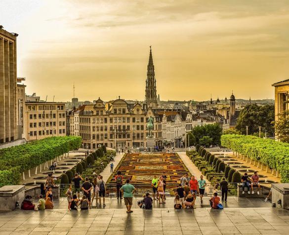 Qué ver en Bruselas en tres días
