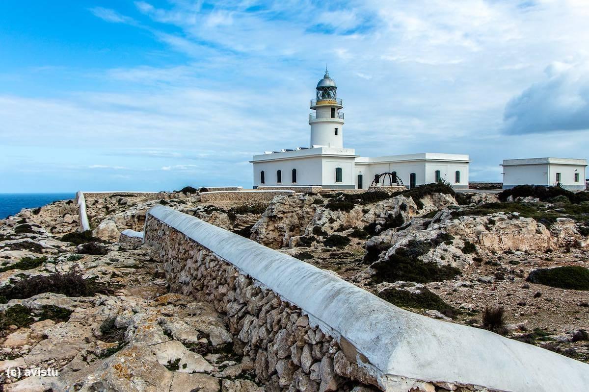 Faro de Cavallería, Menorca