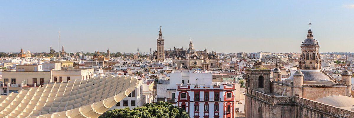 Sevilla desde las setas