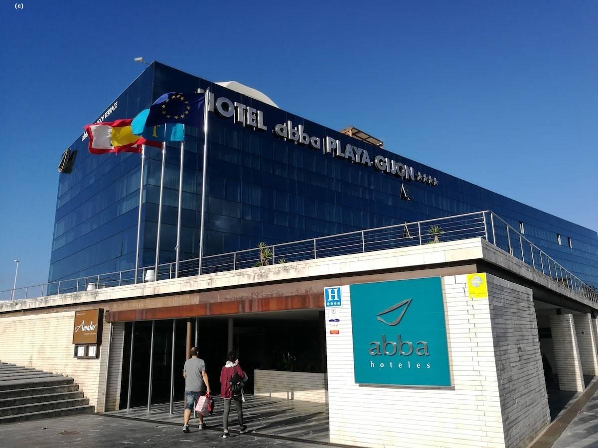 Hotel Abba Playa Gijón Asturias