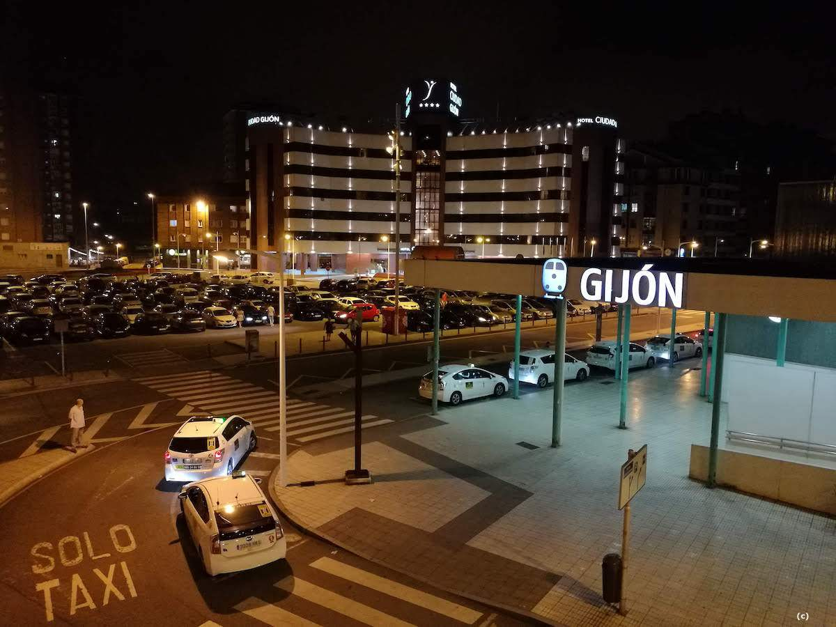 Hotel Gijón Asturias