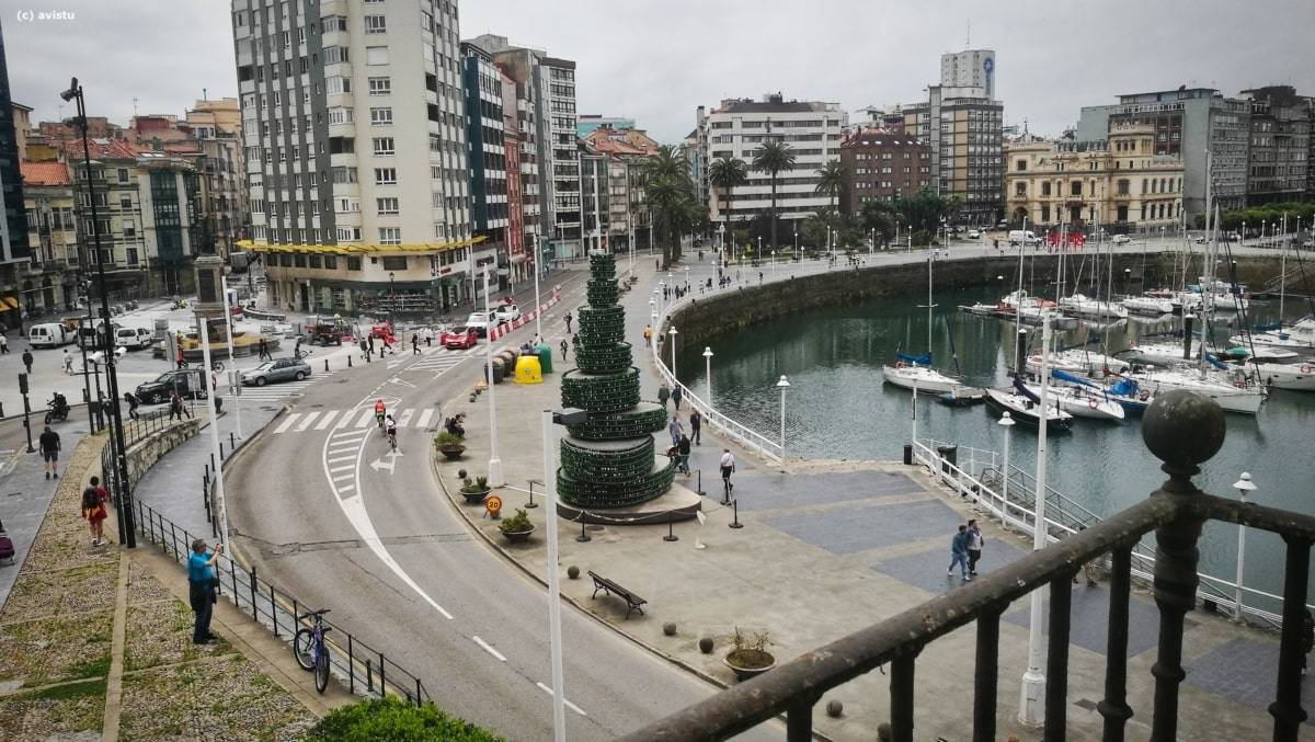 Árbol de la Sidra (Gijón, Asturias)