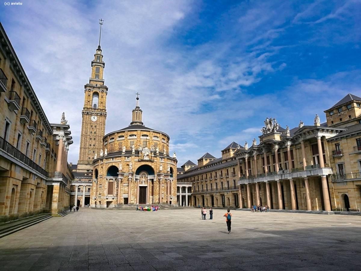 Universidad Laboral Gijón Asturias