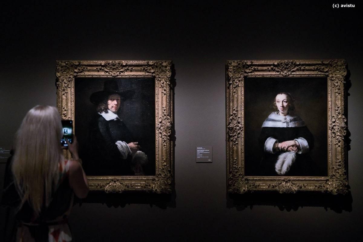 """Rembrandt"", Exposición Temporal, Museo Thyssen Bornemisza"