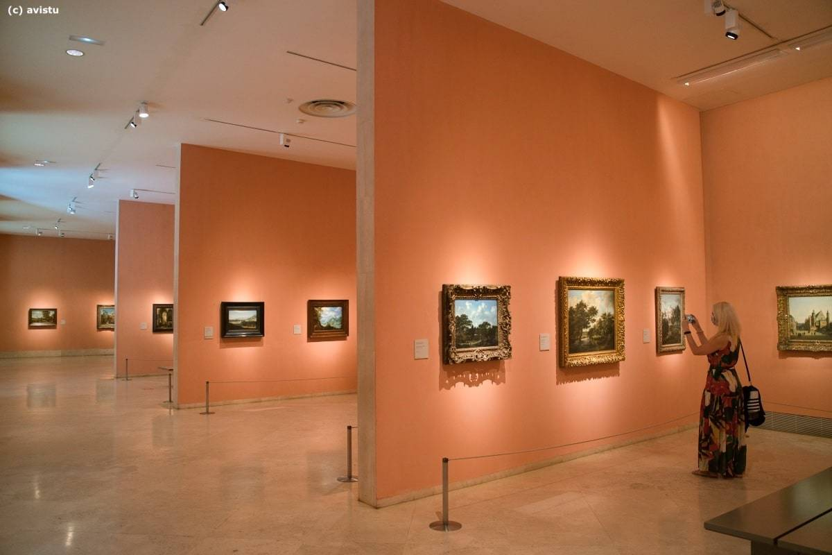 Museo Thyssen Bornemisza en Madrid