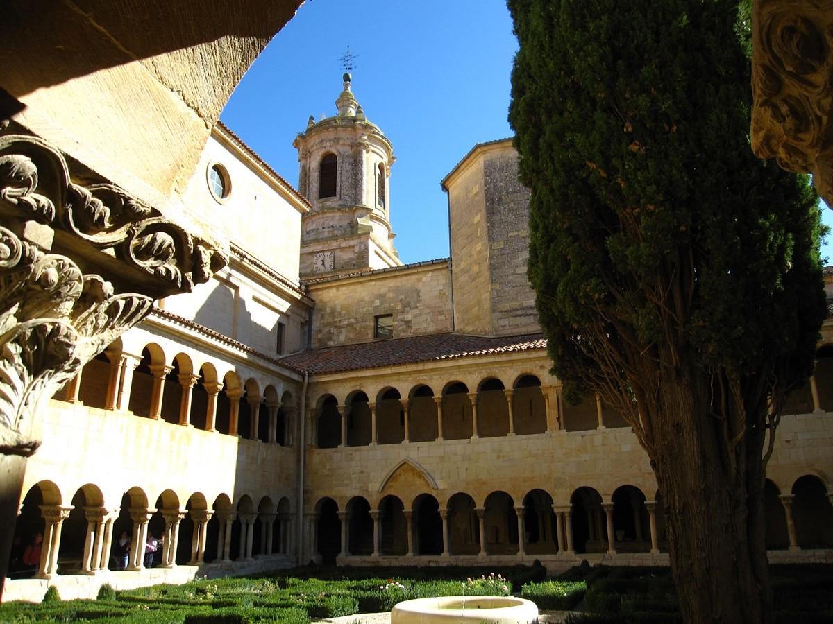 monasterio silos burgos