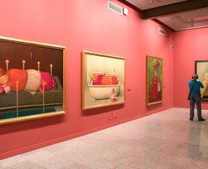 """Exposición de Botero en Madrid, consejos prácticos y cómo visitar """"Botero, 60 años de pintura"""""""