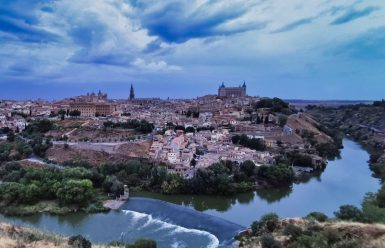 Panorámica de Toledo