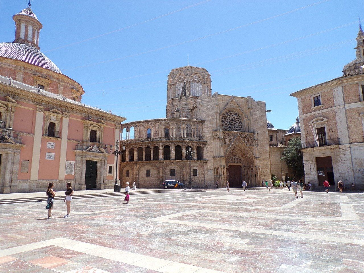 valencia centro histórico