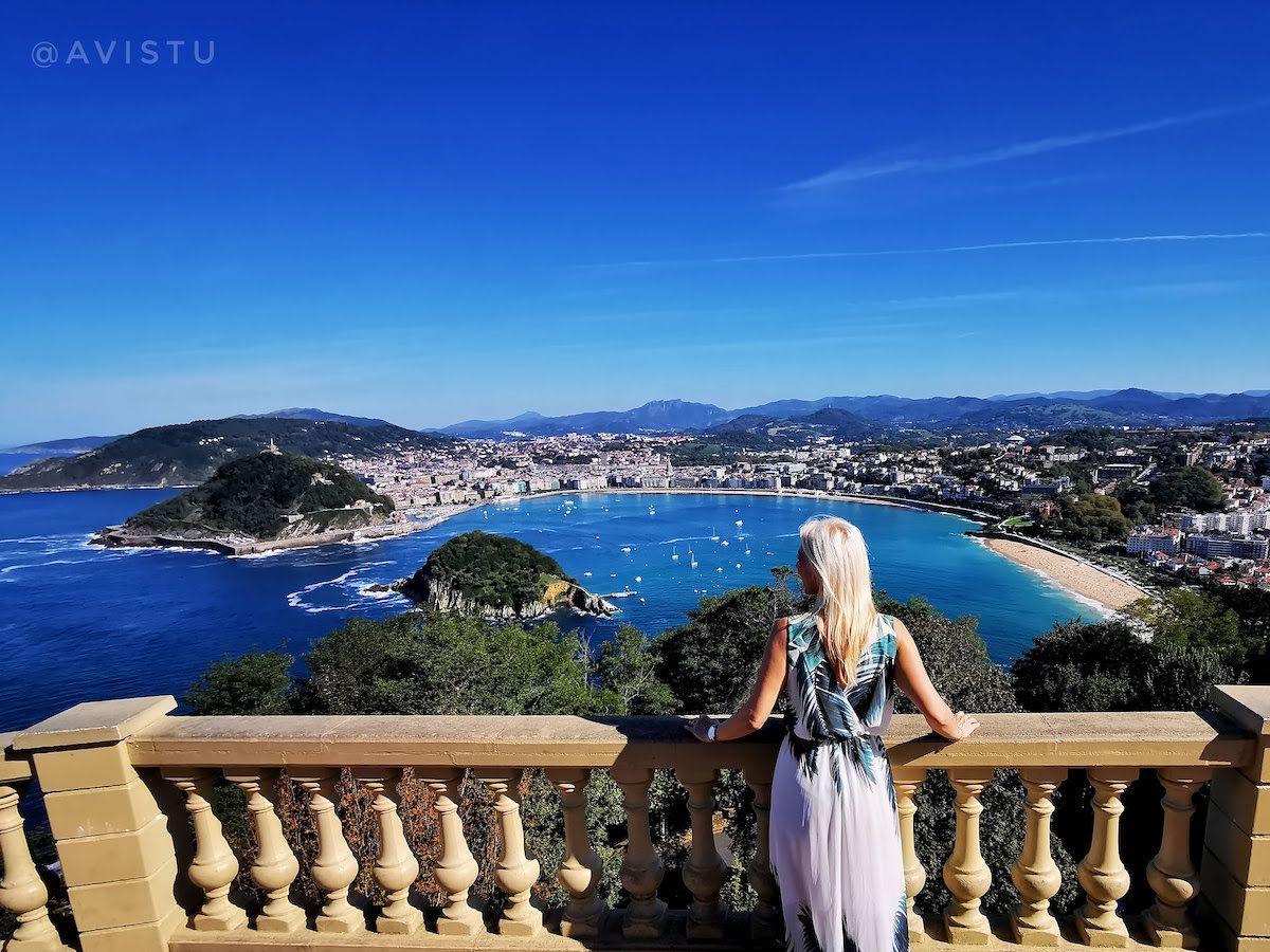San Sebastián y La Concha