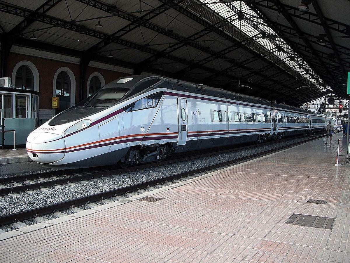 Tren Estación Valladolid
