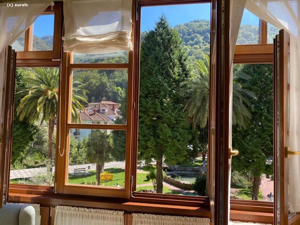 Vistas Habitación Superior Hotel Cela Belmonte