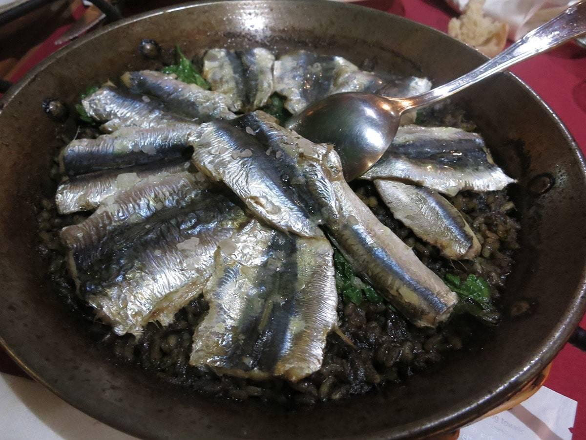 arroz llagut tarragona
