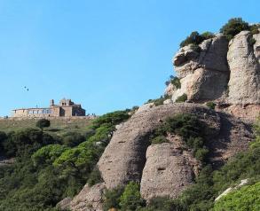 Excursión a La Mola y al Monasterio de Sant Llorenç del Munt