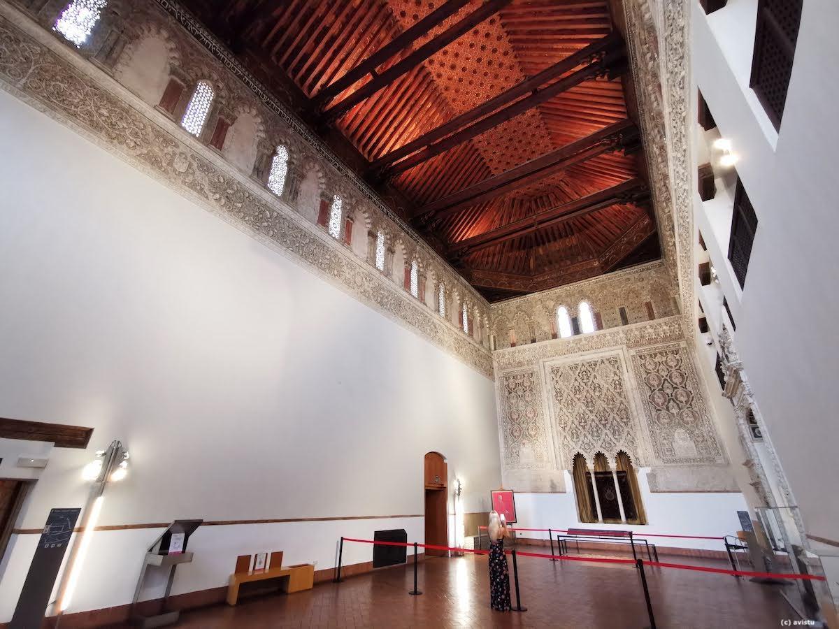Sinagoga del Tránsito y Museo Sefardí de Toledo