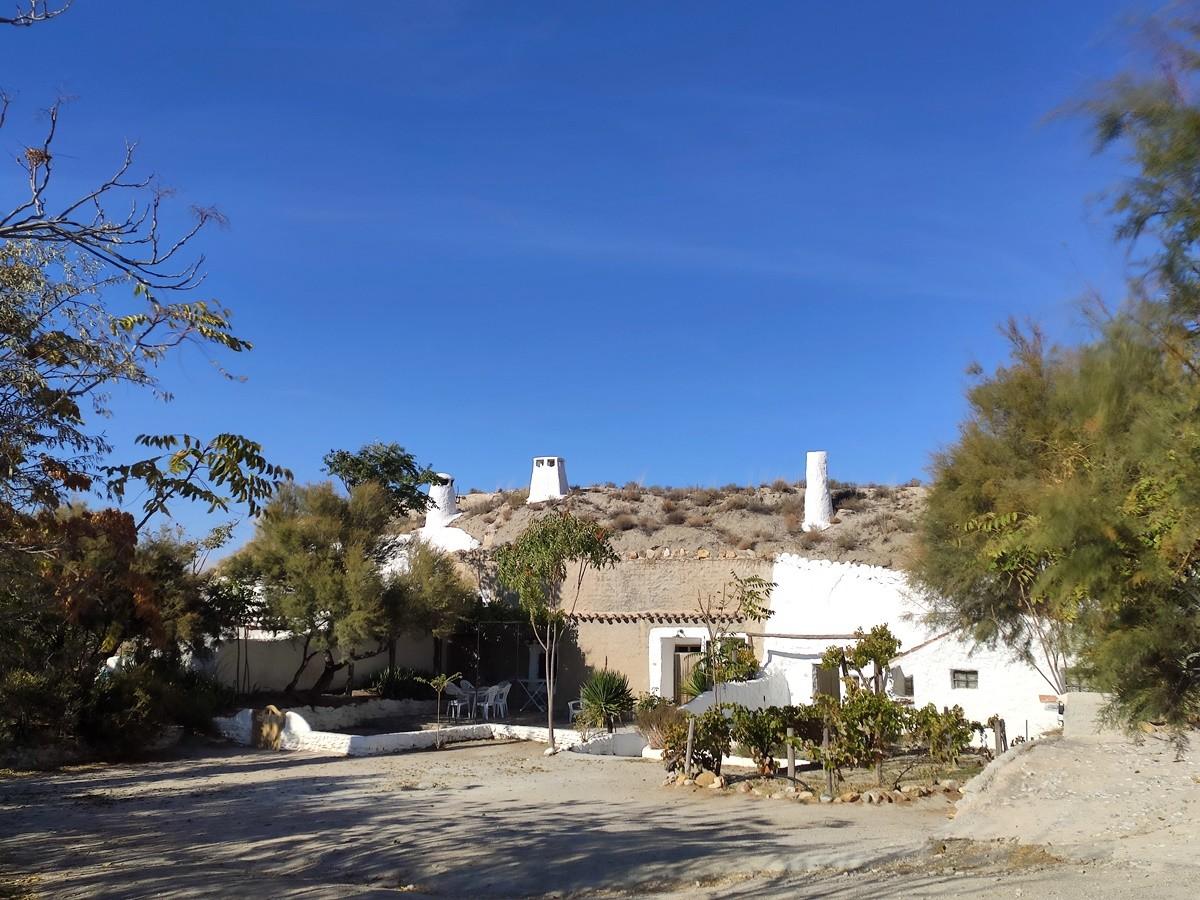 mejores alojamientos rurales de Granada