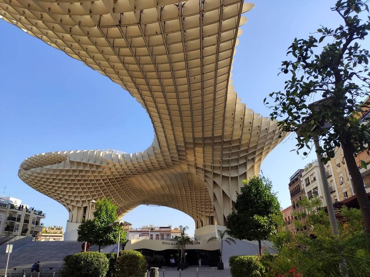 donde alojarse en Sevilla