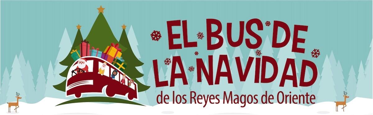 El Bus de la Navidad Madrid