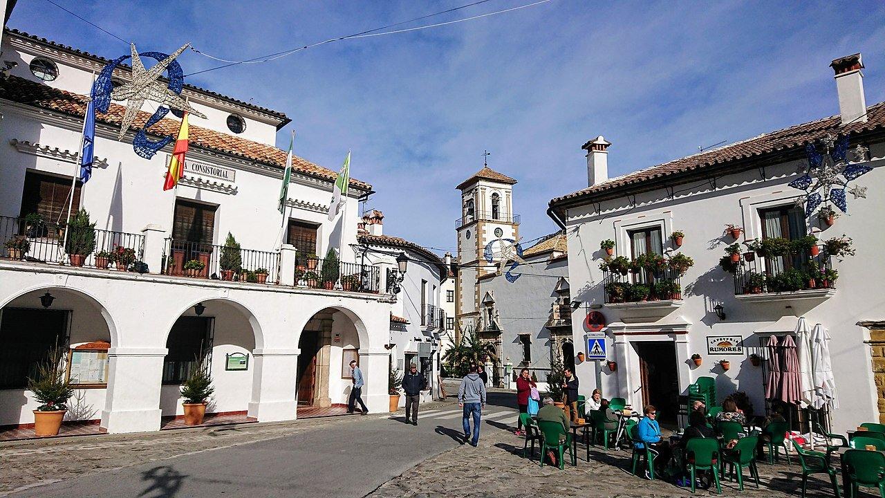 Grazalema mejores alojamientos rurales de Cádiz