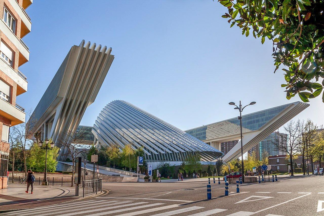 Palacio de Exposiciones y Congresos Ciudad de Oviedo, Asturias